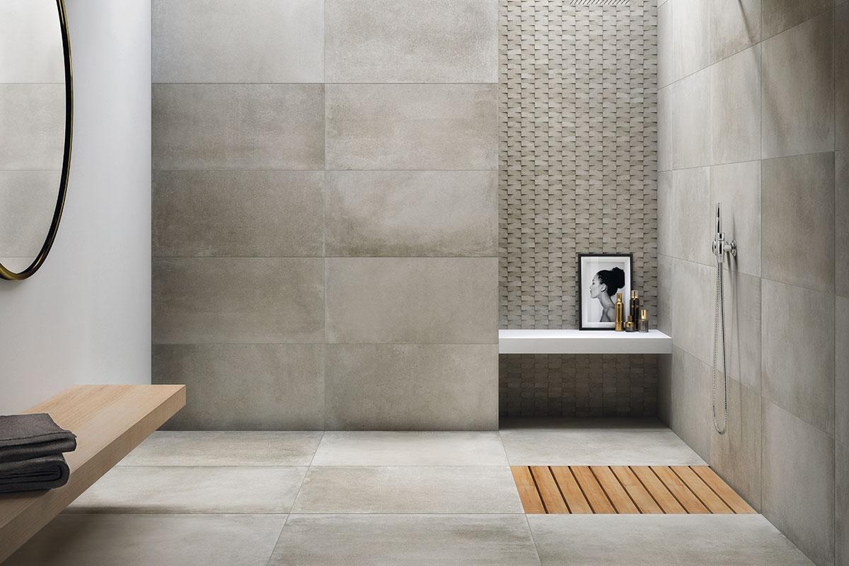 Beton & Zementoptik Fliesen   HILLARI   Fliesen, Mosaik ...